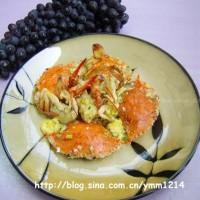 芙蓉蛋炒蟹