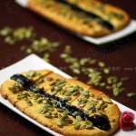 蓝莓乳酪曲奇(自制零食)