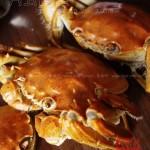 清蒸大闸蟹(海鲜家常菜)