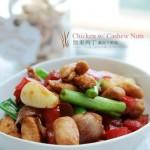 腰果鸡丁(荤菜-如何烤腰果)