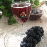 自酿山葡萄酒(饮料)