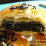 无糖黑芝麻月饼(自制中秋月饼)
