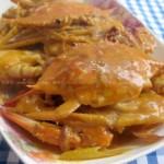 泰式咖喱蟹(海鲜家常菜)