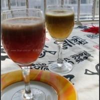 紅白葡萄汁