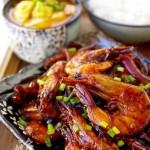 洋葱油焖虾(海鲜家常菜)