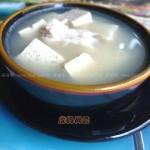 鱼头豆腐汤(荤菜)