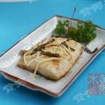 锅塌青鱼(荤菜)