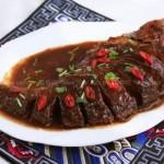 酱焖黄花鱼(海鲜家常菜)