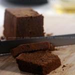 濃郁榛子巧克力蛋糕(早餐菜譜)