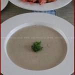 奶油蘑菇浓汤(西餐)