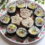 寿司(早餐菜谱)