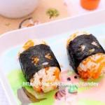 胡萝卜拌饭(早餐菜谱)