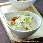 蚝油笋片杏鲍菇(素菜)