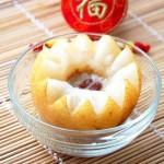 川贝炖梨(秋季清热润肺药膳)