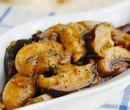 香蒜蚝油双菇