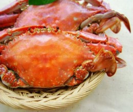 挑选螃蟹的小窍门