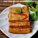 有滋有味儿的红烧豆腐(素菜)