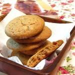 奶茶香酥饼(饼干-早餐菜谱)