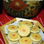 重阳花糕(中式点心)