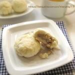 栗子香酥饼(中式点心)