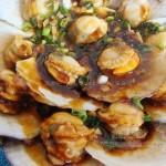 鱼香浇汁扇贝(海鲜家常菜-万能的鱼香汁)