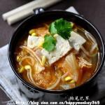 泡菜鍋(素菜)