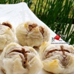 栗子花酥(中式点心-飞饼版)