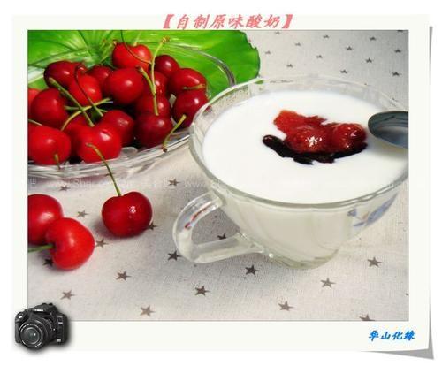 不用酸奶机也能做出香浓美味的酸奶【自制原味酸奶】