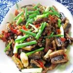 泡椒鳝鱼(荤菜)