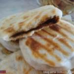 电饼铛山核桃仁红糖饼(电饼铛菜谱-早餐菜谱)