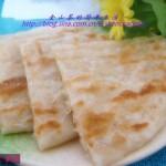 电饼铛早餐家常饼(电饼铛菜谱-早餐菜谱)