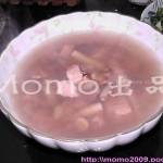 莲子沙参麦冬炖瘦肉(荤菜-袪燥汤)