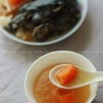 沙参玉竹乌鸡汤(荤菜)