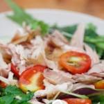 电饭锅焗鸡丰收沙拉(电饭锅菜谱)