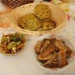 电饼铛玉米菜饼子(电饼铛菜谱)
