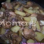 土豆鸡腿(荤素搭配)