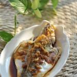 姜汁黄花鱼(海鲜家常菜)