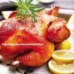 烤火鸡(感恩节家宴菜)
