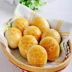 鱼形豆沙小馒头(约15个)(早餐菜谱)