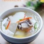 萝卜炖仔排(荤素搭配-冬日暖身汤)