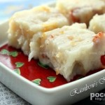 瑶柱腊味萝卜糕(广式传统糕点)