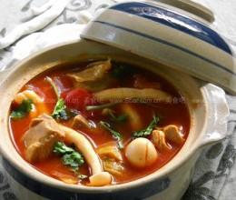 番茄排骨浓汤