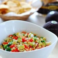牛油果玉米沙拉