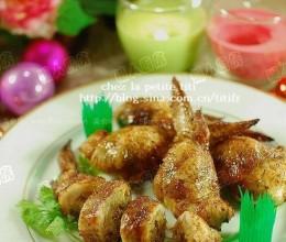 香料糯米鸡翅