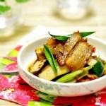 香干小炒肉(荤素搭配)