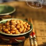 油酥黄豆(素菜)