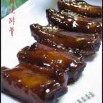 酱烧排骨(荤菜)