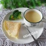 黄金玉米汁VS黄金玉米饼(早餐菜谱)
