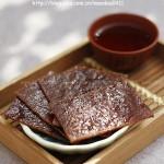 猪肉脯(自制传统超人气零食)