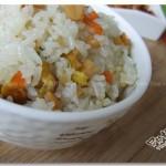 麻辣炒饭(早餐菜谱)